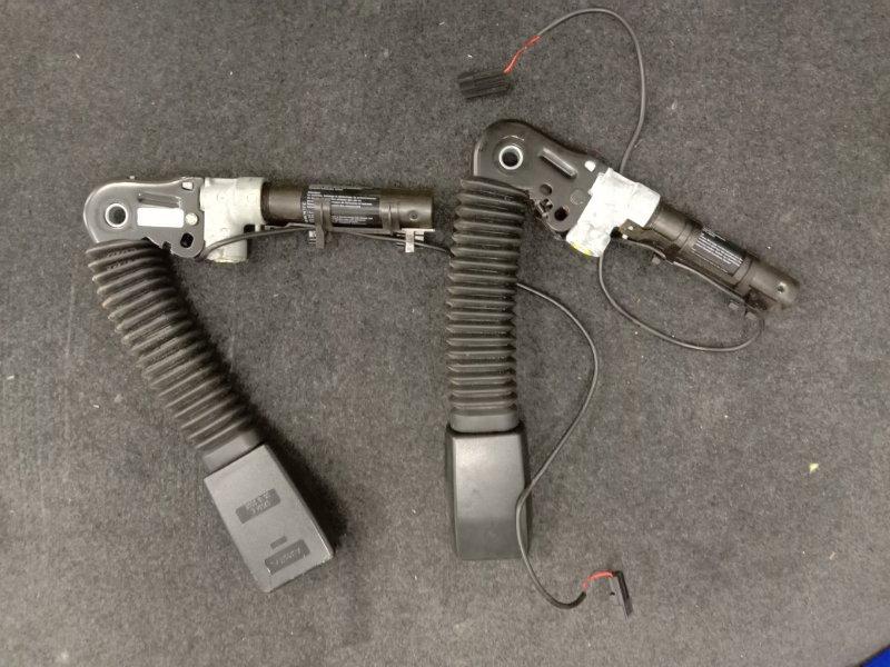 Ремень безопасности Bmw 6-Series E63 N52B30 2006 передний