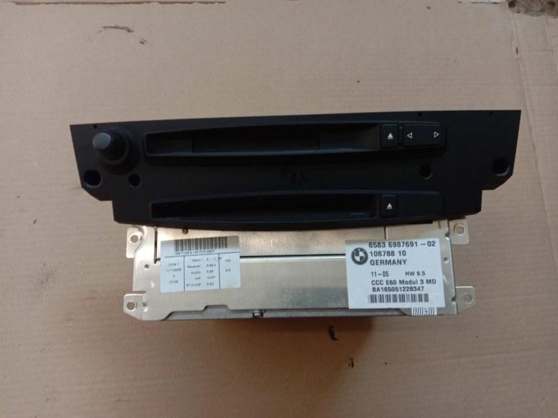 Магнитола Bmw 6-Series E63 N52B30 2006