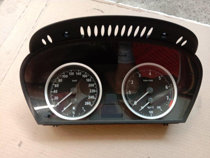 Комбинация приборов Bmw 6-Series E63 N52B30 2006