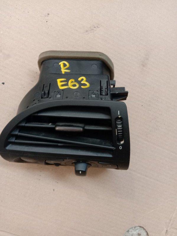 Блок управления светом Bmw 6-Series E63 N52B30 2006