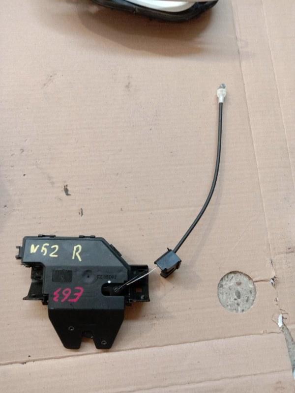 Замок багажника Bmw 6-Series E63 N52B30 2006
