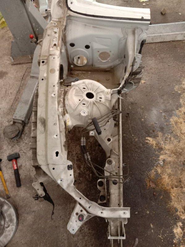 Лонжерон Bmw 6-Series E63 N52B30 2006 передний правый