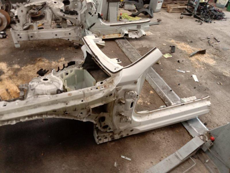 Лонжерон Bmw 6-Series E63 N52B30 2006 передний левый