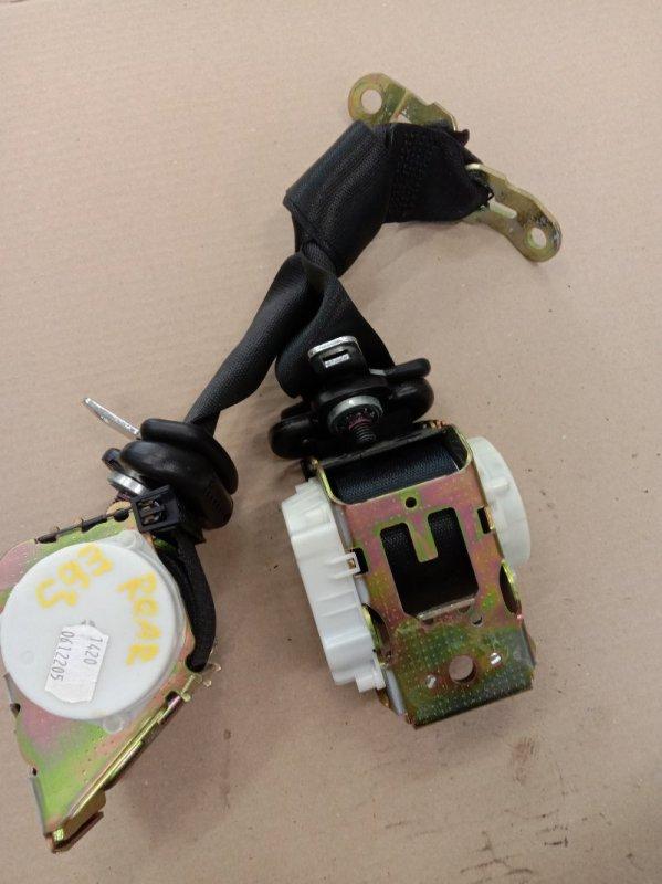 Ремень безопасности Bmw 6-Series E63 N52B30 2006 задний