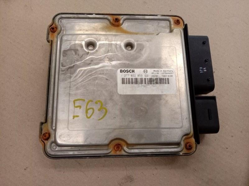 Блок управления рулевой рейкой Bmw 6-Series E63 N52B30 2006