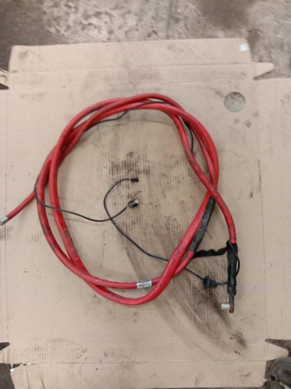 Электропроводка Bmw 6-Series E63 N52B30 2006