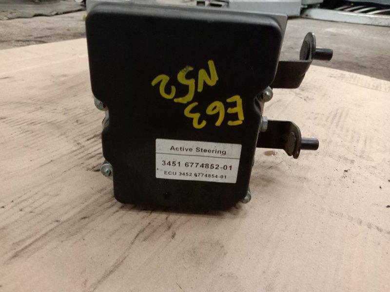 Блок abs Bmw 6-Series E63 N52B30 2006
