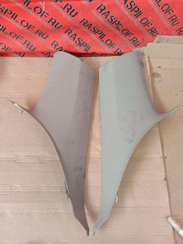 Обшивка стойки кузова Bmw 6-Series E63 N52B30 2006 задняя верхняя