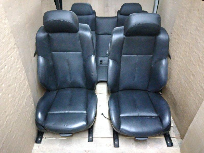 Сиденья Bmw 6-Series E63 N52B30 2006 передняя