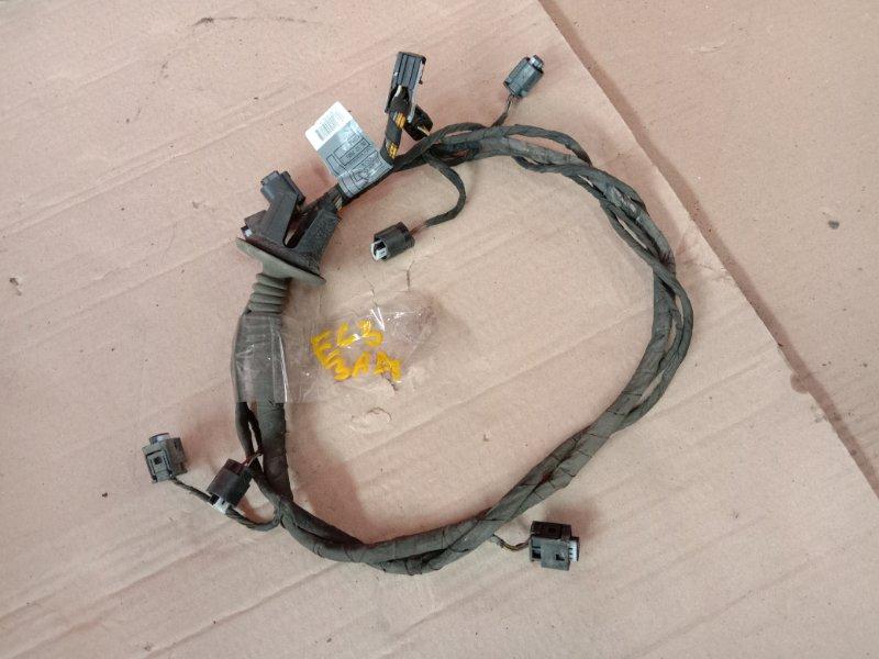 Электропроводка Bmw 6-Series E63 N52B30 2006 задняя