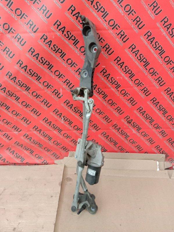 Трапеция дворников Bmw 6-Series E63 N52B30 2006