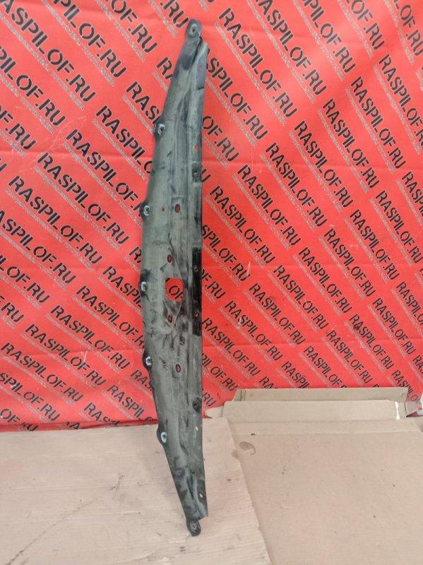 Рамка радиатора Bmw 6-Series E63 N52B30 2006 верхняя