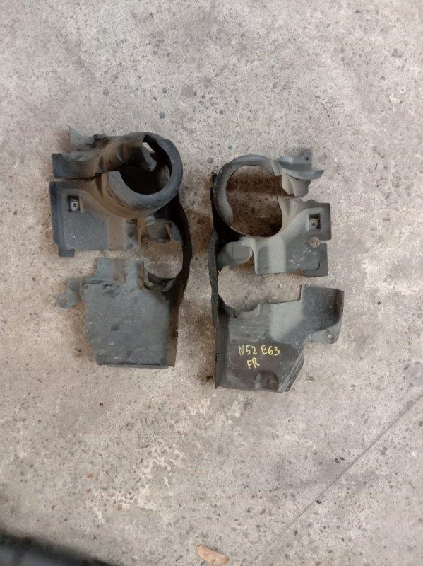 Защита двс Bmw 6-Series E63 N52B30 2006