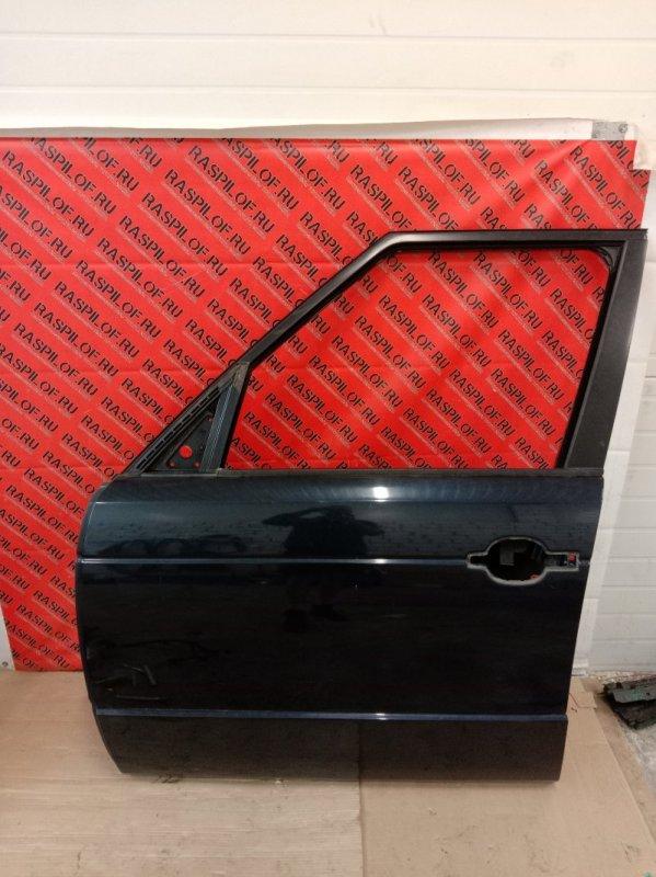 Дверь боковая Land Rover Range Rover L322 M62B44 2004 передняя левая