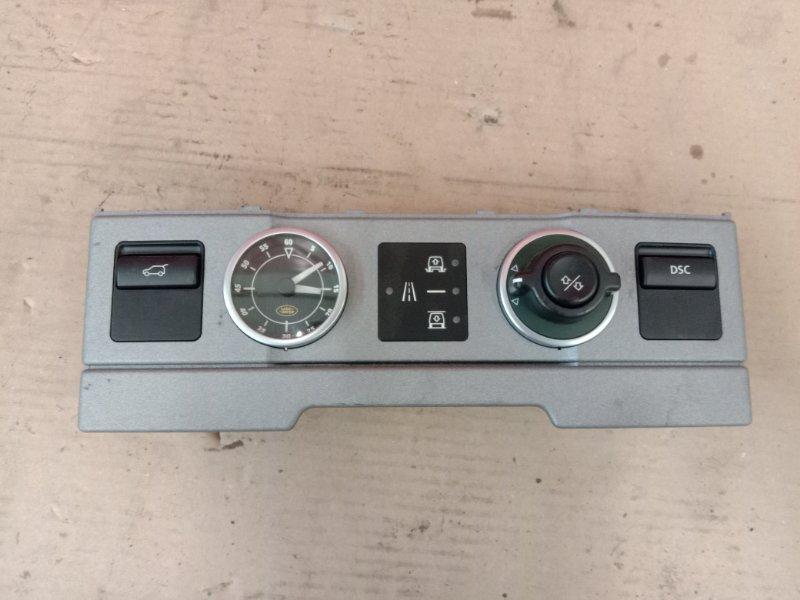 Блок управления подвеской Land Rover Range Rover L322 M62B44 2004