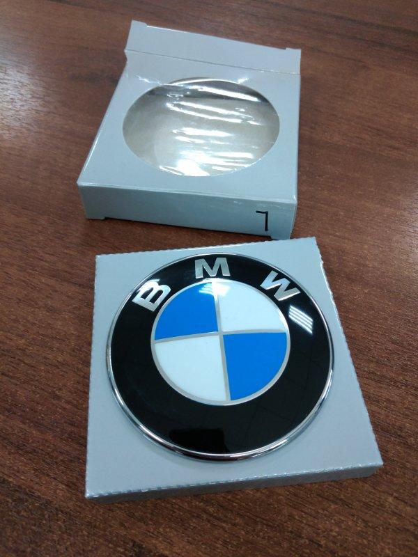 Эмблема Bmw 5-Series E60 N52B30 2008