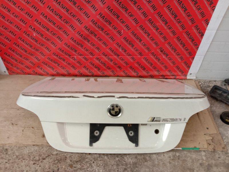 Крышка багажника Bmw 5-Series E60 N52B30 2008