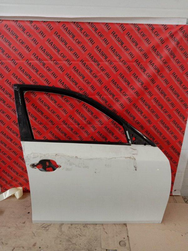 Дверь боковая Bmw 5-Series E60 N52B30 2008 передняя правая
