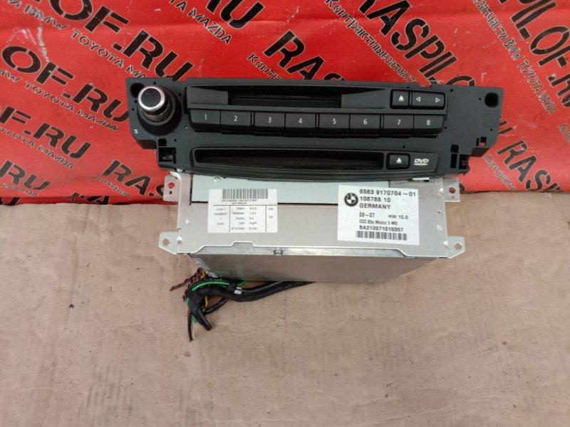 Магнитола Bmw 5-Series E60 N52B30 2008