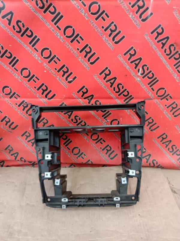 Крепление магнитолы Bmw 5-Series E60 N52B30 2008