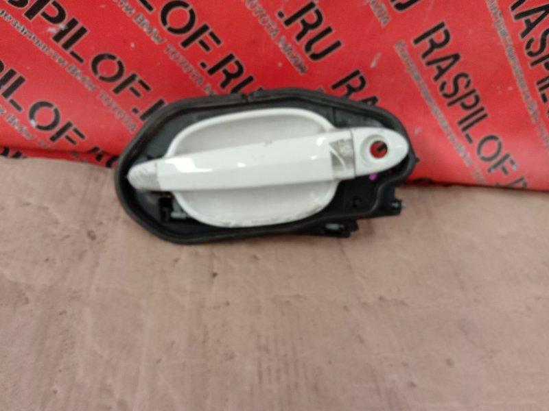 Ручка наружная Bmw 5-Series E60 N52B30 2008 передняя правая