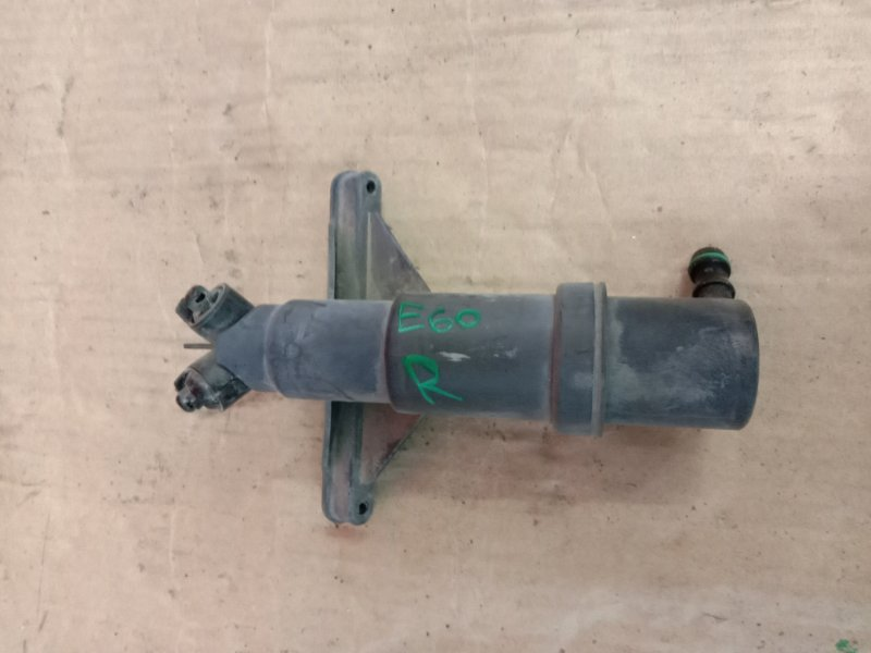 Омыватель фары Bmw 5-Series E60 N52B30 2008 правый