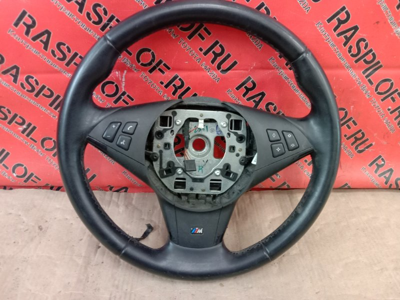 Руль Bmw 5-Series E60 N52B30 2008