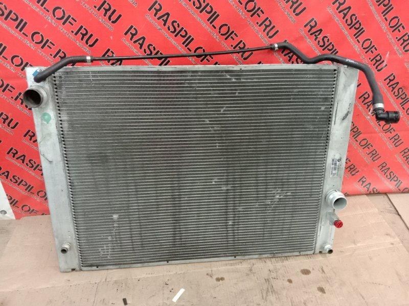 Радиатор двигателя Bmw 5-Series E60 N52B30 2008