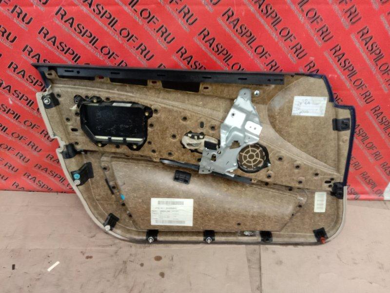 Обшивка двери Bmw 5-Series E60 N52B30 2008 передняя правая