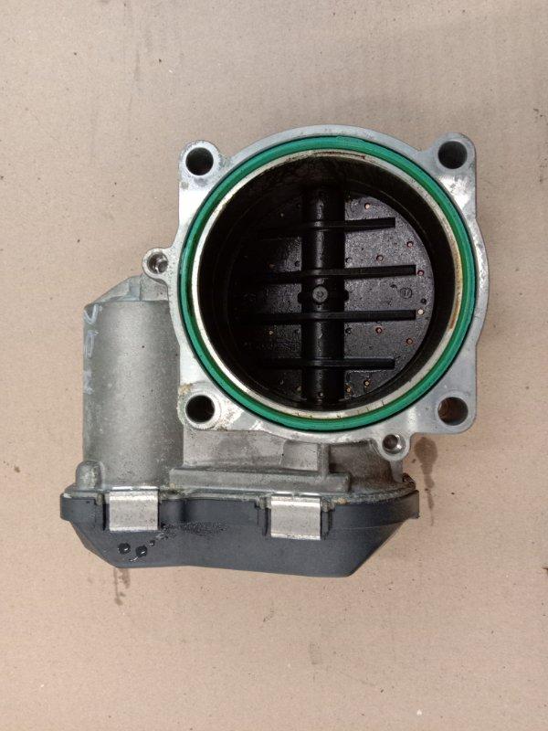 Заслонка дроссельная Bmw 5-Series E60 N52B30 2008