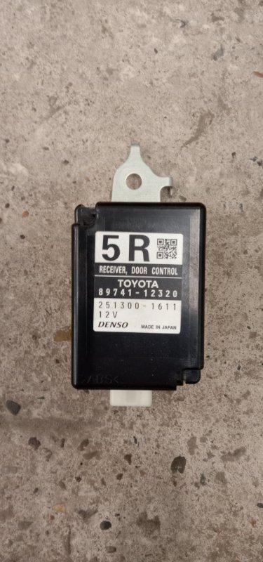 Блок управления Toyota Corolla Fielder NZE144G 1NZ-FE 2010