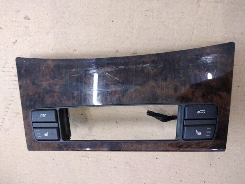 Блок управления сидениями Bmw 5-Series E60 N52B30 2008