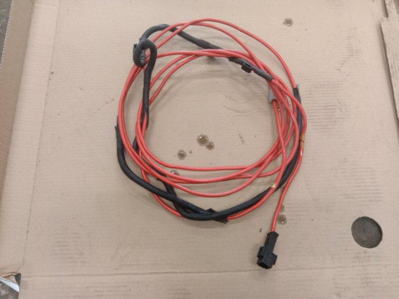 Электропроводка Bmw 5-Series E60 N52B30 2008