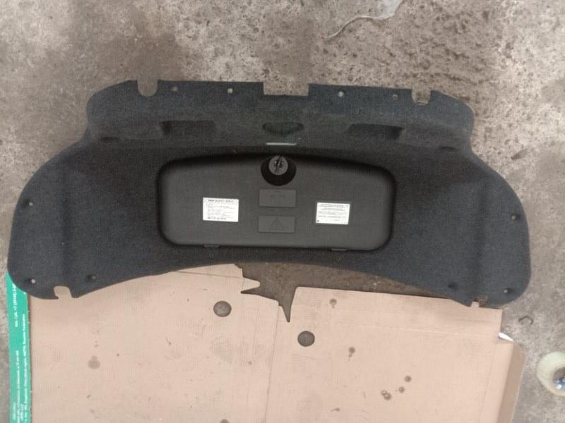 Обшивка крышки багажника Bmw 5-Series E60 N52B30 2008