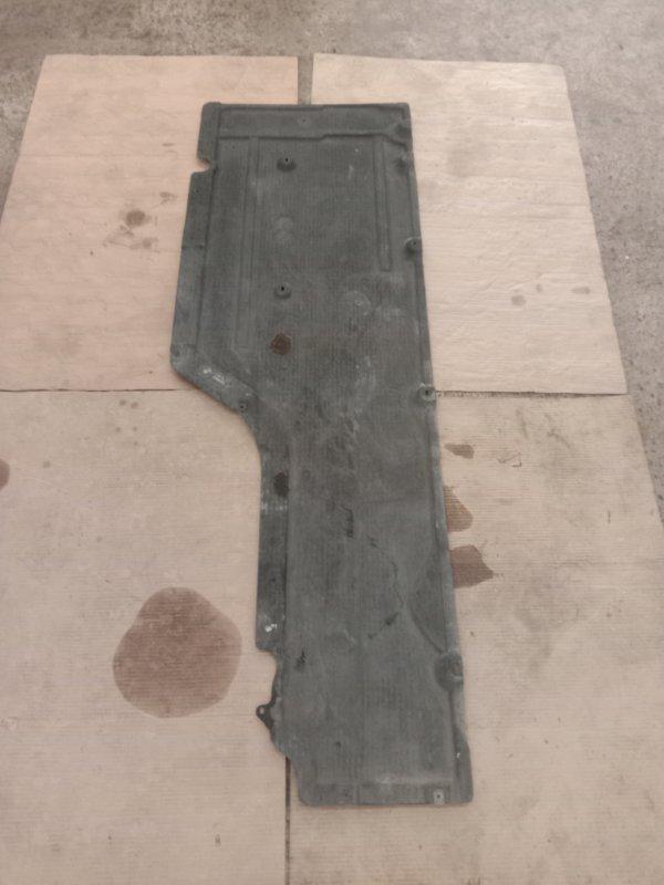 Пластиковая защита Bmw 5-Series E60 N52B30 2008 левая