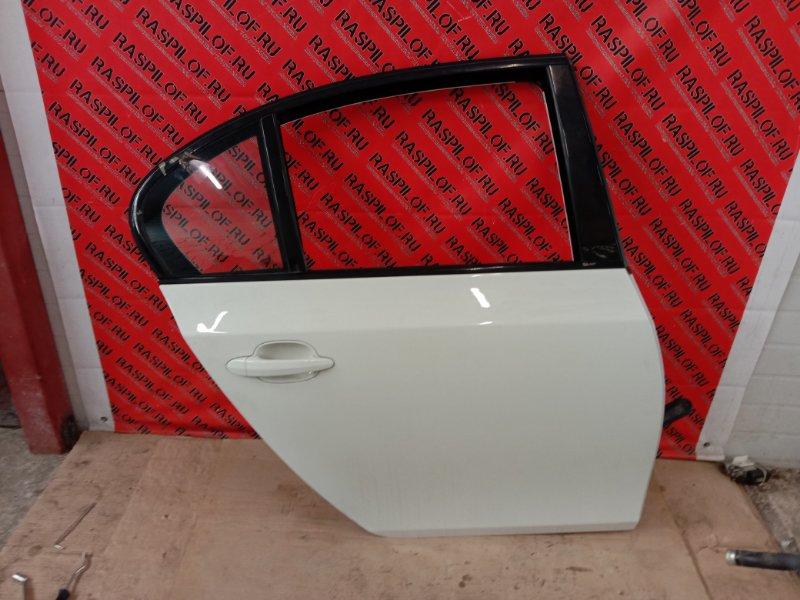 Дверь боковая Bmw 5-Series E60 N52B30 2008 задняя правая