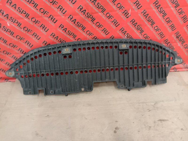 Защита бампера Toyota Corolla Fielder NZE144 1NZ-FE 2010 передняя