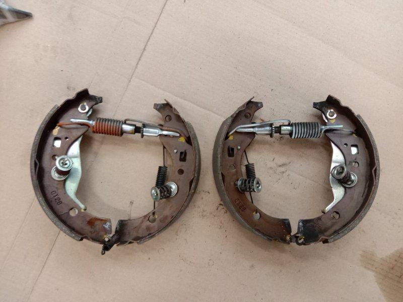 Механизм ручника Toyota Corolla Fielder NZE144 1NZ-FE 2010