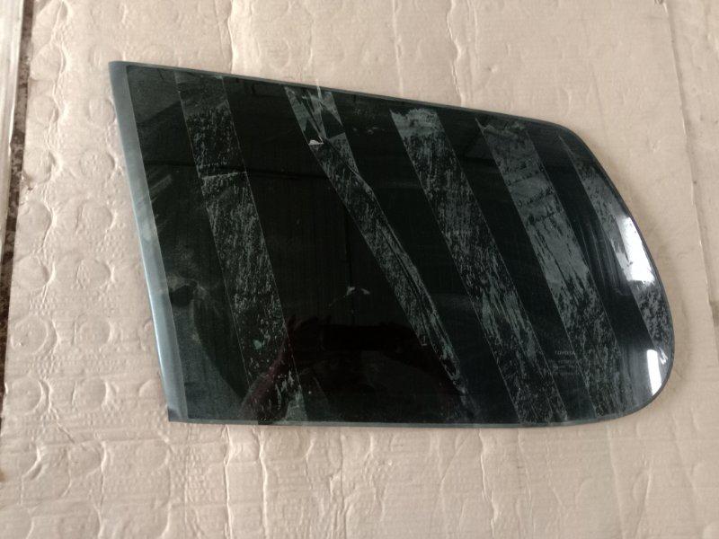 Стекло собачника Toyota Corolla Fielder NZE144 1NZ-FE 2010 левое