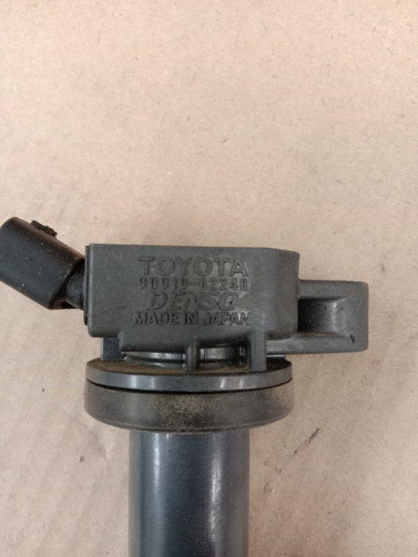 Катушка зажигания Toyota Corolla Fielder NZE144 1NZ-FE 2010