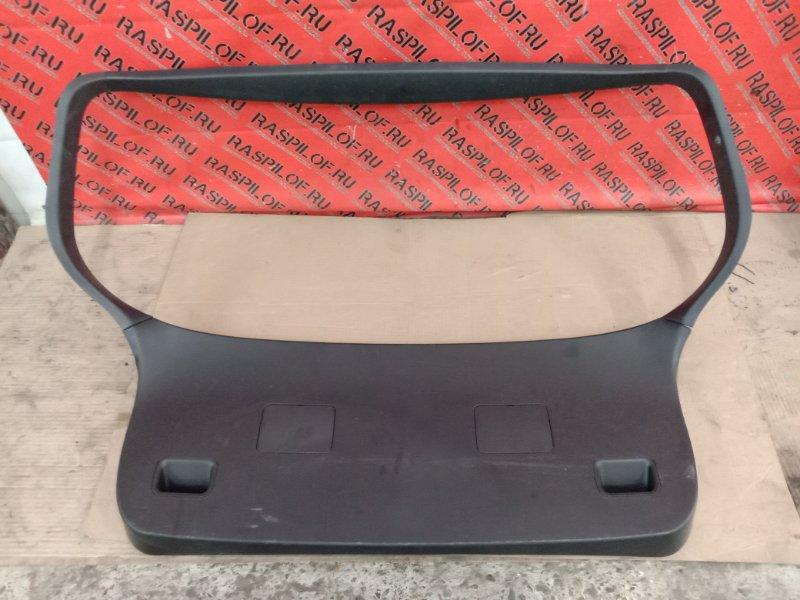 Обшивка крышки багажника Toyota Corolla Runx ZZE123 2ZZ-GE 2001