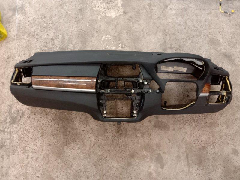 Панель передняя в салон Bmw X5 E70 N62B48 2008