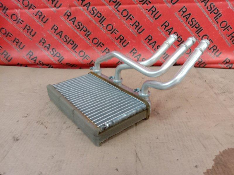 Радиатор отопителя Bmw X5 E70 N62B48 2008