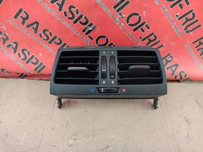 Дефлектор воздушный Bmw X5 E70 N62B48 2008 задний