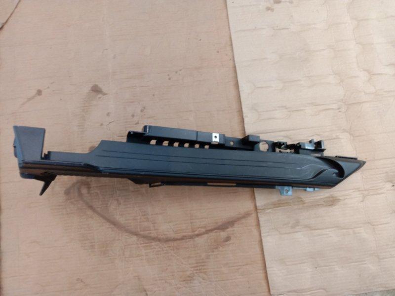 Обшивка багажника Bmw X5 E70 N62B48 2008 левая