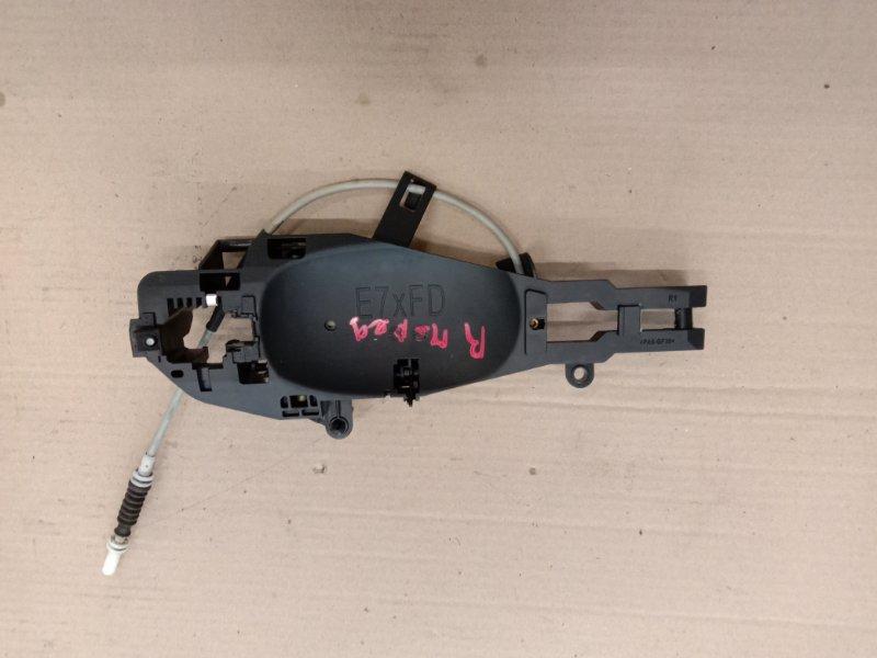 Ручка наружная Bmw X5 E70 N62B48 2008 передняя правая