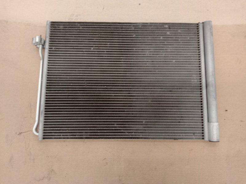 Радиатор кондиционера Bmw X5 E70 N62B48 2008