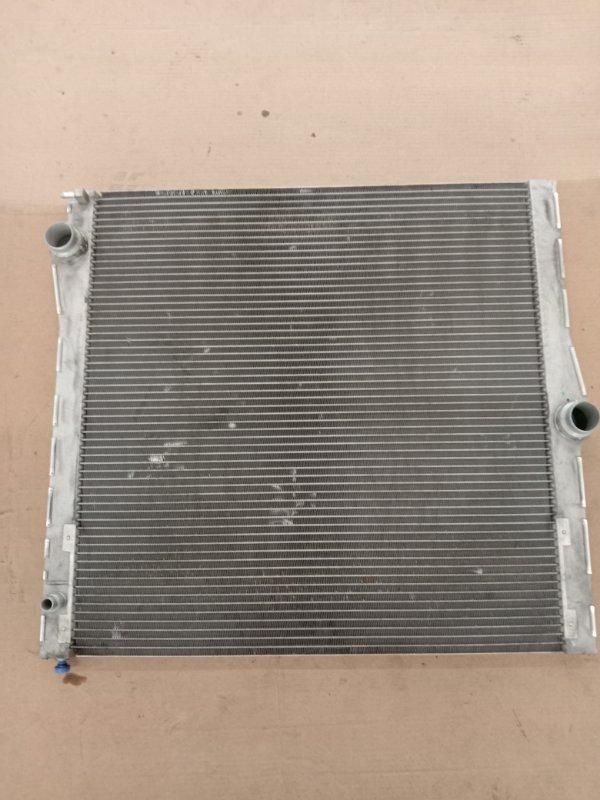 Радиатор двигателя Bmw X5 E70 N62B48 2008