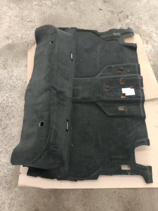 Ковер пола Bmw X5 E70 N62B48 2008 задний
