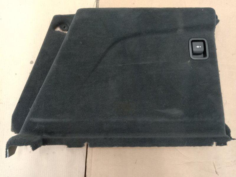 Обшивка багажника Bmw X5 E70 N62B48 2008 задняя правая